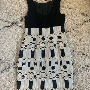 Trina Turk Dresses - Trina Turk Art Deco Cocktail Dress